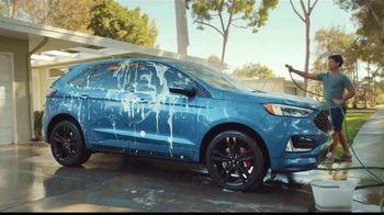 Ford SUVs TV Spot, 'Lavado de autos' [Spanish] [T1] - Thumbnail 6
