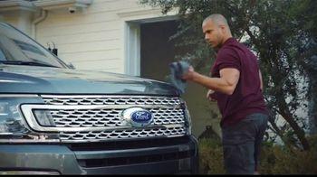 Ford SUVs TV Spot, 'Lavado de autos' [Spanish] [T1] - Thumbnail 8