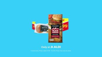 ALDI TV Spot, 'Father and Son: Patties and Buns' - Thumbnail 9