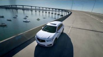 Acura Summer Sales Event TV Spot, 'Countdown to Summer' Song by Jamie Dunlap [T2] - Thumbnail 5