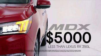 Acura Summer Sales Event TV Spot, 'Countdown to Summer' Song by Jamie Dunlap [T2] - Thumbnail 7