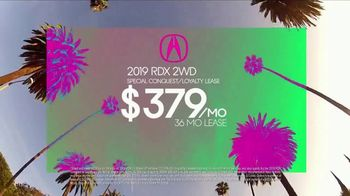 Acura Summer Sales Event TV Spot, 'Countdown to Summer' Song by Jamie Dunlap [T2] - Thumbnail 9