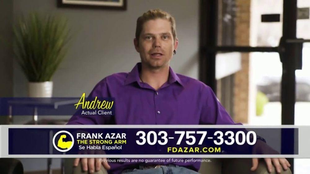 Franklin D  Azar & Associates, P C  TV Commercial, 'Andrew' - Video