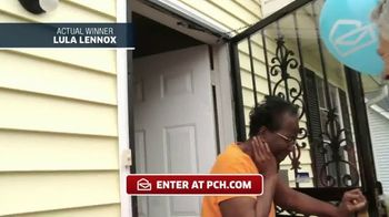 Publishers Clearing House TV Spot, 'Actual Winner: Lula Lennox'