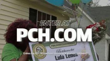 Publishers Clearing House TV Spot, 'Actual Winner: Lula Lennox' - Thumbnail 7