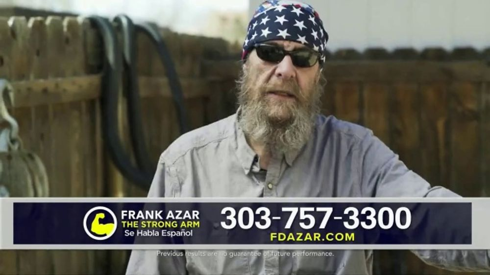 Franklin D  Azar & Associates, P C  TV Commercial, 'Russell' - Video