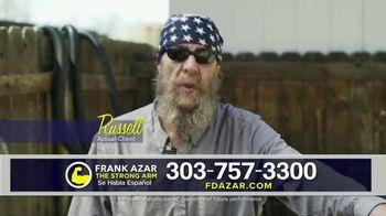 Franklin D. Azar & Associates, P.C. TV Spot, 'Russell' - Thumbnail 2