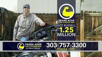 Franklin D. Azar & Associates, P.C. TV Spot, 'Russell' - Thumbnail 9