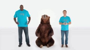 Ring TV Spot, 'Mama Bear' Featuring Shaquille O'Neal - Thumbnail 1