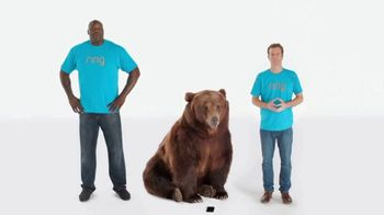 Ring TV Spot, 'Mama Bear' Featuring Shaquille O'Neal