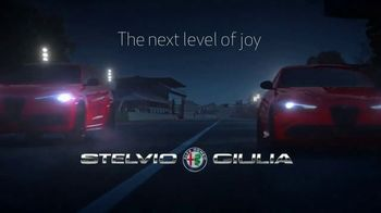 Alfa Romeo TV Spot, 'The New Sound of Joy' [T1] - Thumbnail 7
