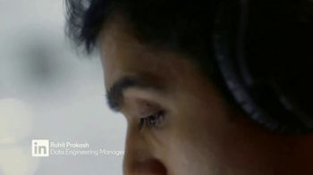 LinkedIn TV Spot, 'Getting a Broader View: Rohit Prakash' - Thumbnail 3