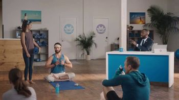 BMO Harris Bank Smart Advantage Checking TV Spot, 'Yoga' Featuring Lamorne Morris
