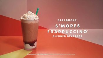 Starbucks S'mores Frappuccino TV Spot, 'Back' Song by Young Franco Ft. Scrufizzer - Thumbnail 10