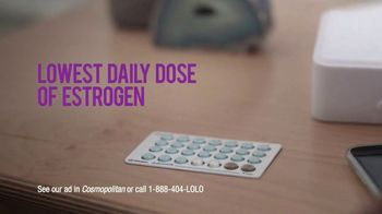 Lo Loestrin Fe TV Spot, 'Get to Know LoLo' - Thumbnail 5