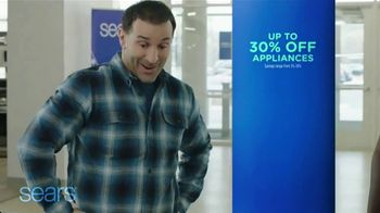 Sears TV Spot, 'Up to 30 Percent Off Appliances ' - Thumbnail 6