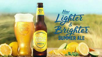 Samuel Adams Summer Ale TV Spot, 'Lighter and Brighter' - Thumbnail 10