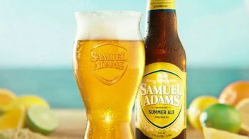 Samuel Adams Summer Ale TV Spot, \'Lighter and Brighter\'