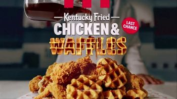 KFC Chicken & Waffles TV Spot, 'One More Delicious Dance' Ft. Paul Reiser, Song by Bill Medley, Jennifer Warnes - Thumbnail 10