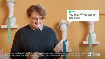 Chime TV Spot, 'Text From Boo' - Thumbnail 4