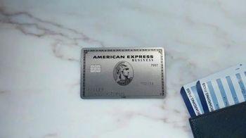 American Express Business Platinum TV Spot, 'Find Calm' - Thumbnail 1