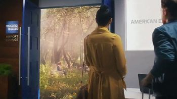 American Express Business Platinum TV Spot, 'Find Calm' - Thumbnail 3