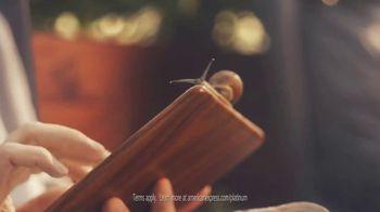 American Express Business Platinum TV Spot, 'Find Calm' - Thumbnail 4