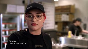 Chipotle Mexican Grill TV Spot, 'Gemma' - Thumbnail 2