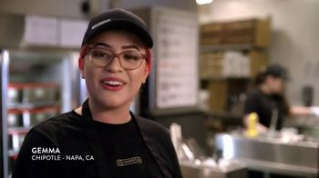 Chipotle Mexican Grill TV Spot, 'Gemma' - Thumbnail 3