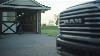 2019 Ram Heavy Duty TV Spot, 'Kentucky Derby: No Easy Days' [T1] - Thumbnail 2