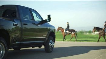 2019 Ram Heavy Duty TV Spot, 'Kentucky Derby: No Easy Days' [T1]
