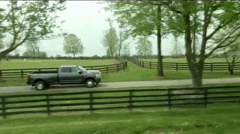 2019 Ram Heavy Duty TV Spot, 'Kentucky Derby: No Easy Days' [T1] - Thumbnail 9