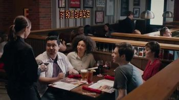 TGI Friday's All-You-Can-Eat Shrimp with Whiskey-Glazed Entrées TV Spot, 'Get Shrimp Rich' - Thumbnail 1