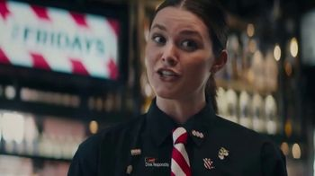TGI Friday's All-You-Can-Eat Shrimp with Whiskey-Glazed Entrées TV Spot, 'Get Shrimp Rich' - Thumbnail 2
