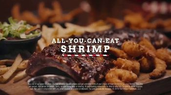 TGI Friday's All-You-Can-Eat Shrimp with Whiskey-Glazed Entrées TV Spot, 'Get Shrimp Rich' - Thumbnail 7