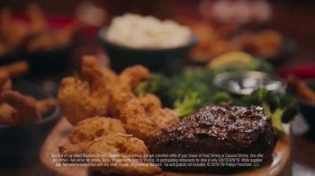 TGI Friday's All-You-Can-Eat Shrimp with Whiskey-Glazed Entrées TV Spot, 'Get Shrimp Rich' - Thumbnail 8