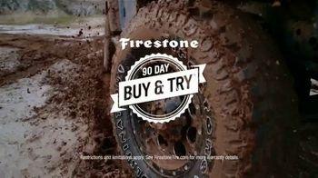 Firestone Tires TV Spot, '90 Day Buy & Try' - Thumbnail 8