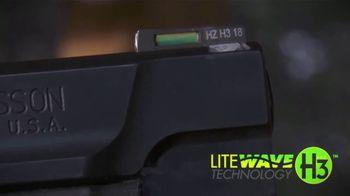 HiViz Sight Systems Litewave H3 TV Spot, ''