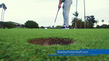 Stability Shaft TV Spot, 'Fastest Growing Putter Shaft' - Thumbnail 9
