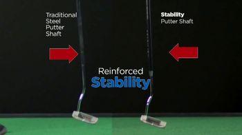 Stability Shaft TV Spot, 'Fastest Growing Putter Shaft' - Thumbnail 7