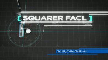 Stability Shaft TV Spot, 'Fastest Growing Putter Shaft' - Thumbnail 8