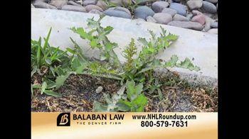 The Balaban Firm TV Spot, 'Herbicida RoundUp' [Spanish] - Thumbnail 1