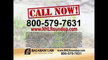 The Balaban Firm TV Spot, 'Herbicida RoundUp' [Spanish] - Thumbnail 8