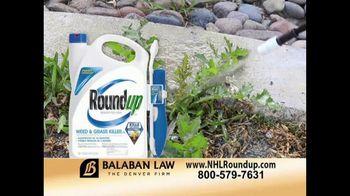 The Balaban Firm TV Spot, 'Herbicida RoundUp' [Spanish] - Thumbnail 2