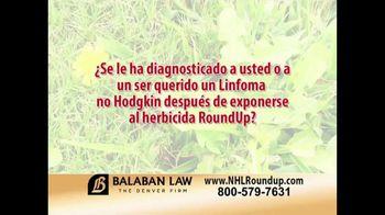 The Balaban Firm TV Spot, 'Herbicida RoundUp' [Spanish] - Thumbnail 5