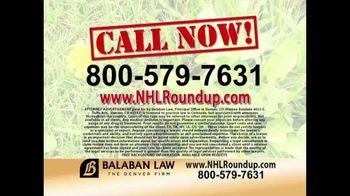 The Balaban Firm TV Spot, 'Herbicida RoundUp' [Spanish] - Thumbnail 6