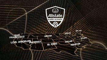 Alianza de Fútbol Hispano TV Spot, '2019 Allstate Sueño Alianza' [Spanish]