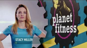 Planet Fitness TV Spot, 'CBS: Million Dollar Extra Mile: Stacy'