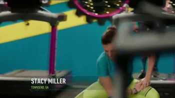 Planet Fitness TV Spot, 'CBS: Million Dollar Extra Mile: Stacy' - Thumbnail 4