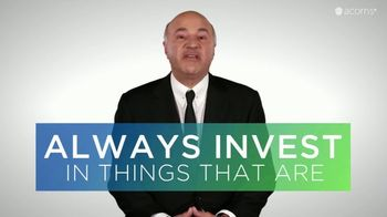 Acorns TV Spot, 'CNBC: How to Start Investing' Featuring Kevin O'Leary